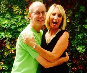 Greg Eberly Julie Farrow Designer Greens Plantscapers Palm Springs