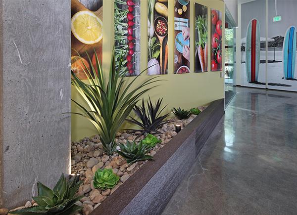 replica plantscaping