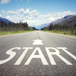 Start,Line,On,The,Highway,Concept,For,Business,Planning,,Strategy