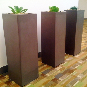 PLANTSCAPERS Modern Containers