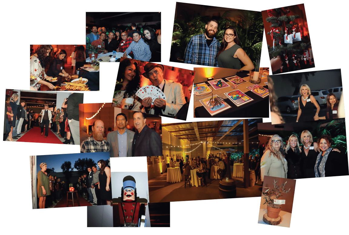 Plantscapers' Rockin' Christmas Party!