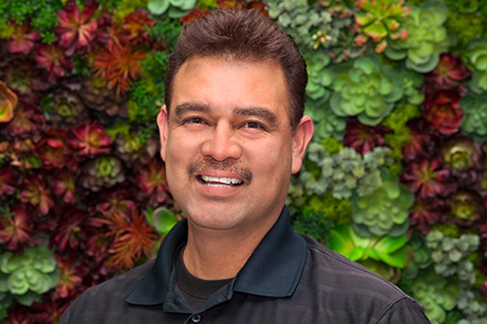 Alfredo plant technician