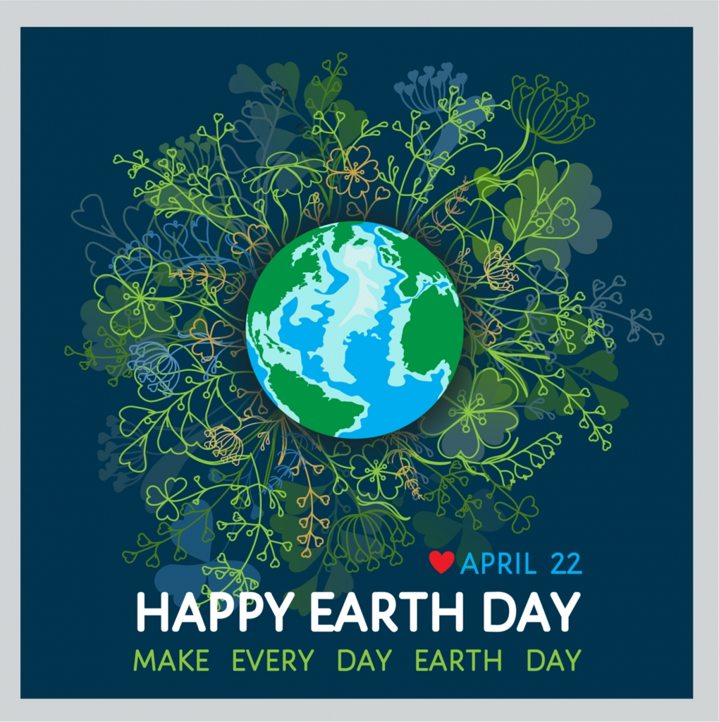 Earth day April 22